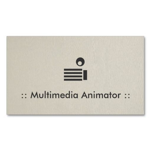 Animator Business Cards Google Search Business Card Designs - Google business card template