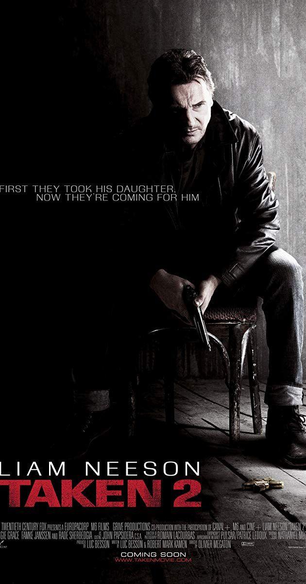 Taken 2 (2012) - IMDb
