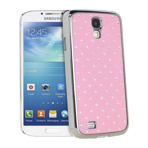 Fosmon GLITTER Diamond Design Series Bling Hard Case for Samsung Galaxy S4 IV / i9500 (Light Pink) Fosmon Technology http://www.amazon.com/dp/B00DDU4C0I/ref=cm_sw_r_pi_dp_QTg-vb0H07HVG