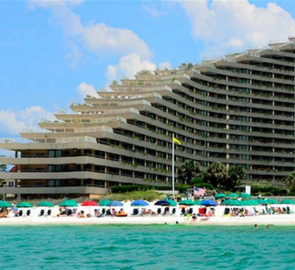 Panhandle Beach House Rentals: Edgewater Beach Condominium Destin Vacation Rentals