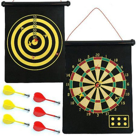 Sports Outdoors Magnetic Dart Board Dart Board Gifts For Boys