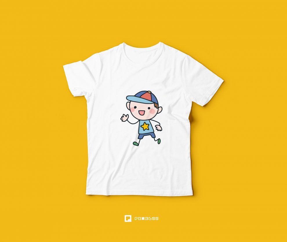 Download Kids T Shirt Free Psd Mockup Clothing Mockup Tshirt Mockup Free Mockup Free Psd