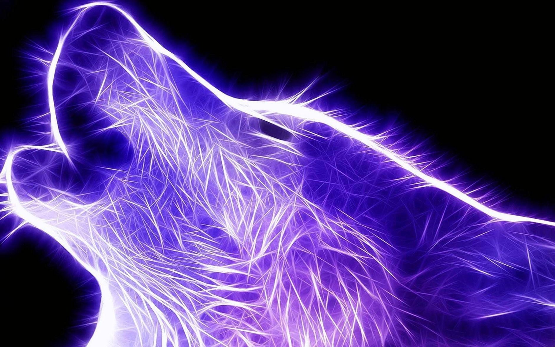 Cool Electric Wolf Wallpapers Cool Electric Wolf Wallpapers Animal Wallpaper Wolf Wallpapers Eyes Wallpaper