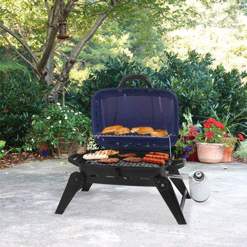 Patio Garden Gas Grill Grilling 10 Things