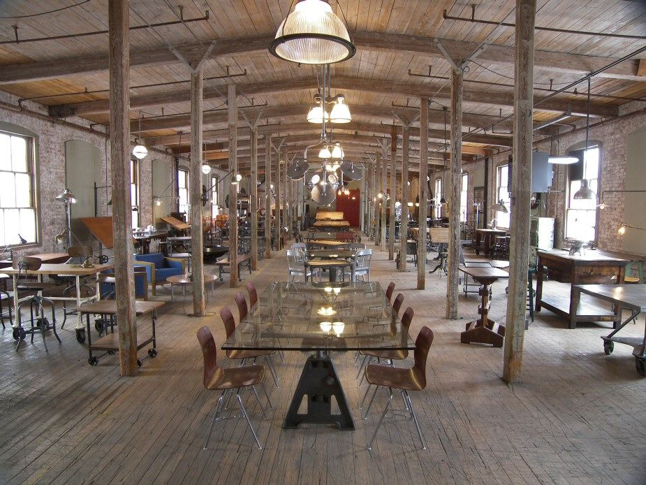 Interior Design For Men Made Easy Home Pinterest Industrial Office Space Industrial
