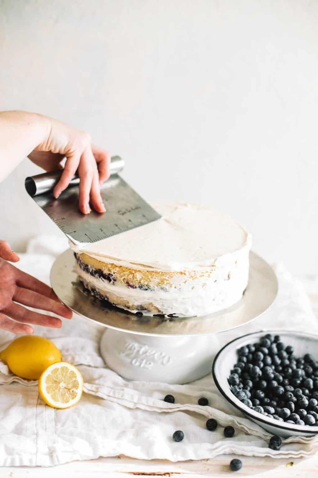 Lemon Blueberry Cake with Lemon Buttercream #lemonbuttercream Lemon Blueberry Cake with Lemon Buttercream #lemonbuttercream Lemon Blueberry Cake with Lemon Buttercream #lemonbuttercream Lemon Blueberry Cake with Lemon Buttercream #lemonbuttercream