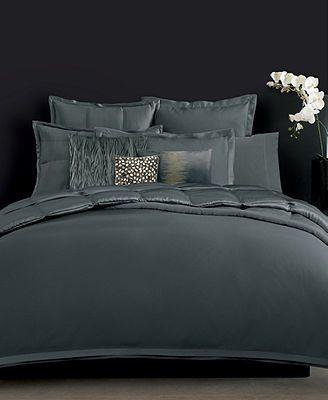 Donna Karan Bedding Modern Classics Peacock Collection Home Goods - Donna-karans-modern-classics-bedding-collection