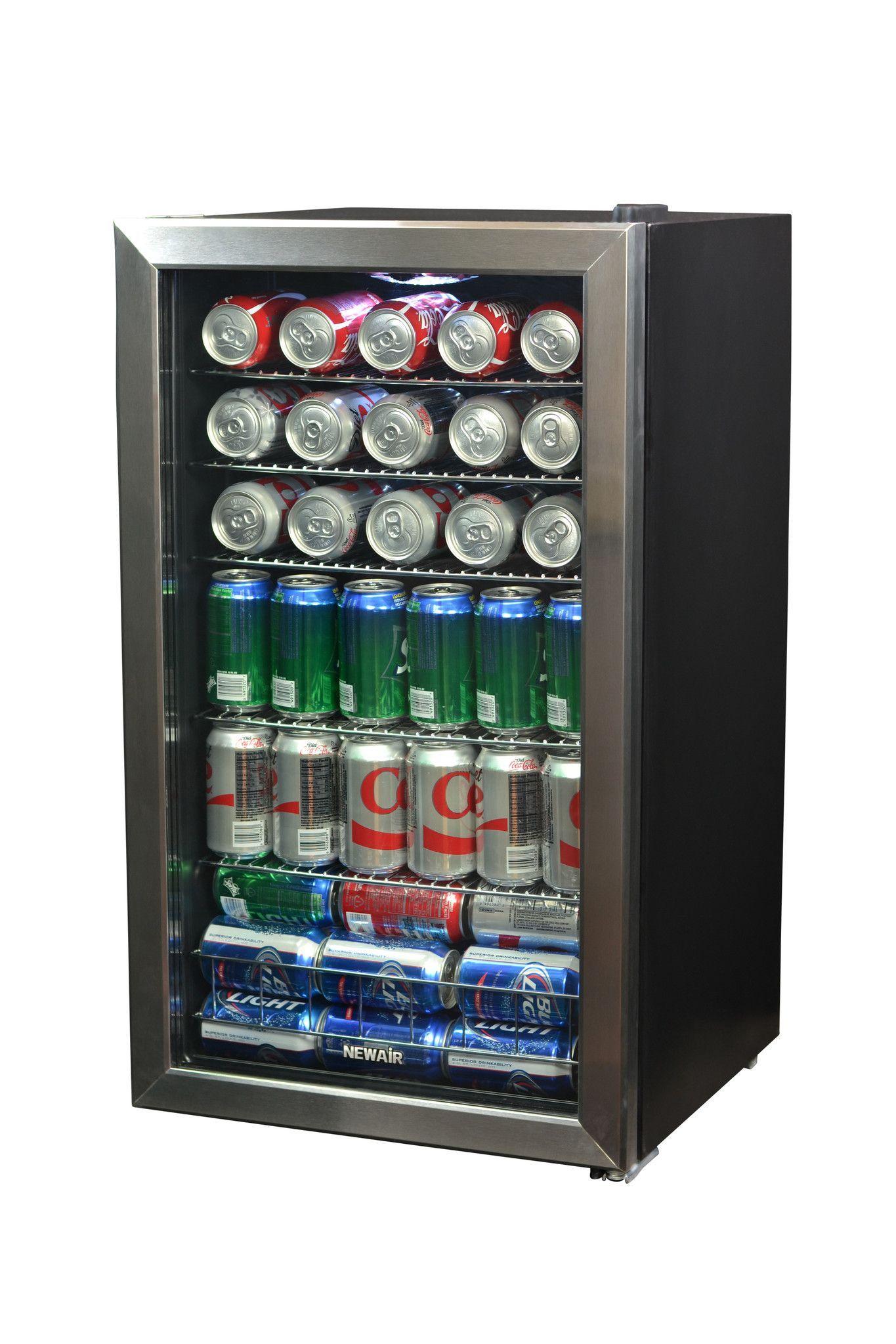 NewAir AB1200 126 Can Beverage Cooler Beverage