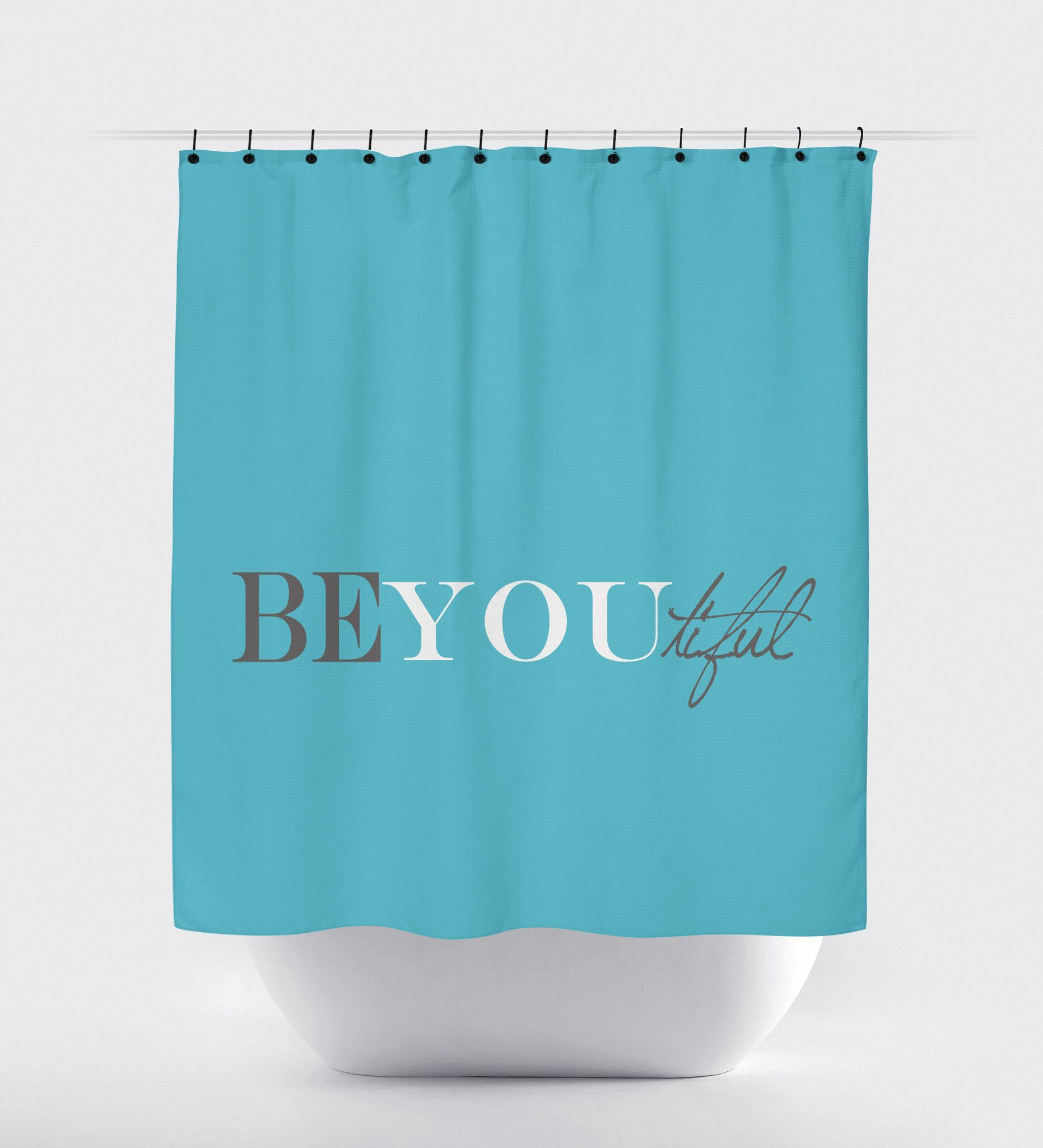 Be you tiful blue shower curtain blue shower curtains and walls