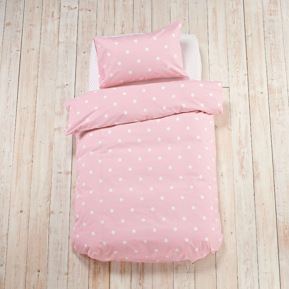 Polka dot bed spreads - 78 Images About Kid S Room On Pinterest Childrens Bed Linen