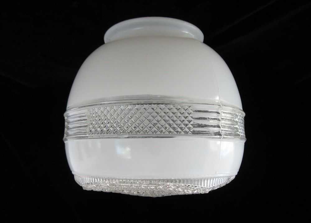 Drum Flush Mount Ceiling Light Cover Art Deco Replacement