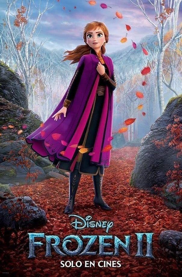 Frozen 2 Trailer Poster Oficial Frozen Disney Fondo De Pantalla De Frozen Imagenes De Frozen