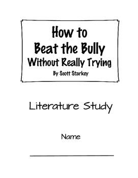Reading Group/Literature Circle: How to Beat the Bully