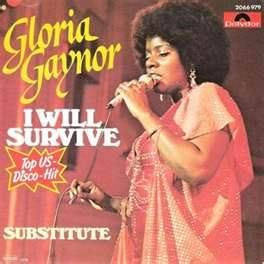 I Will Survive Gloria Gaynor Yeah Baby This Has Always Been My Anthem Love It Música Disco Musica Fotos