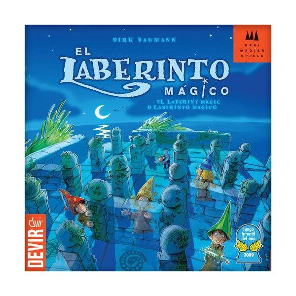 El Laberinto Magico Juego De Mesa Zacatrus Juegos Pinterest