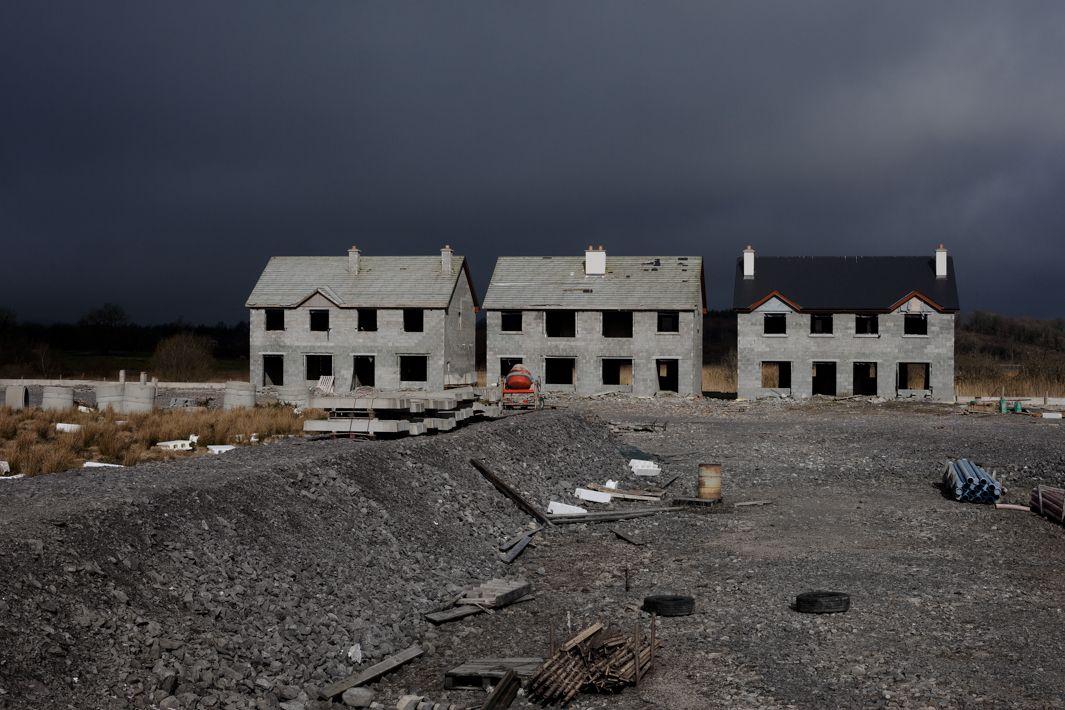 A Stroll Through Ireland S Eerie Ghost Estates Vias