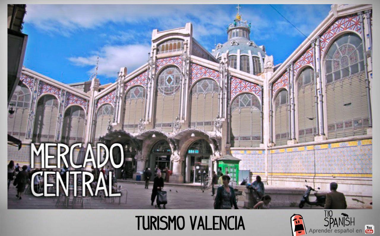 Mercado central lugares turisticos de valencia que ver en for Lugares turisticos para visitar en espana