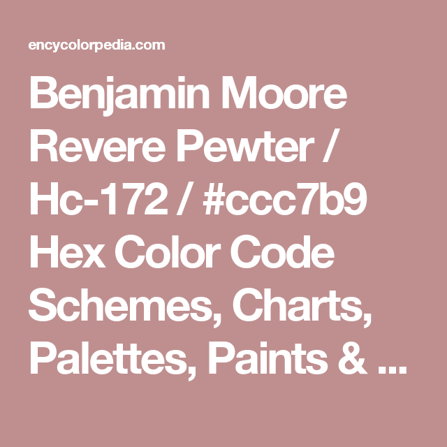 Benjamin Moore Paint Color Conversion Chart Home Painting