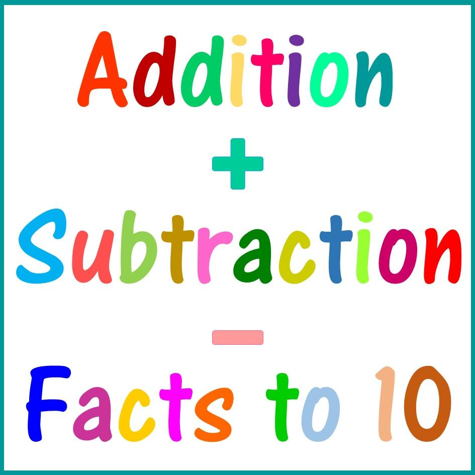 Use Bar Models Number Lines And Games To Help Pupils Make The Link Between Addition And Subtraction Subtraction Facts Addition And Subtraction Subtraction What is link between addition and