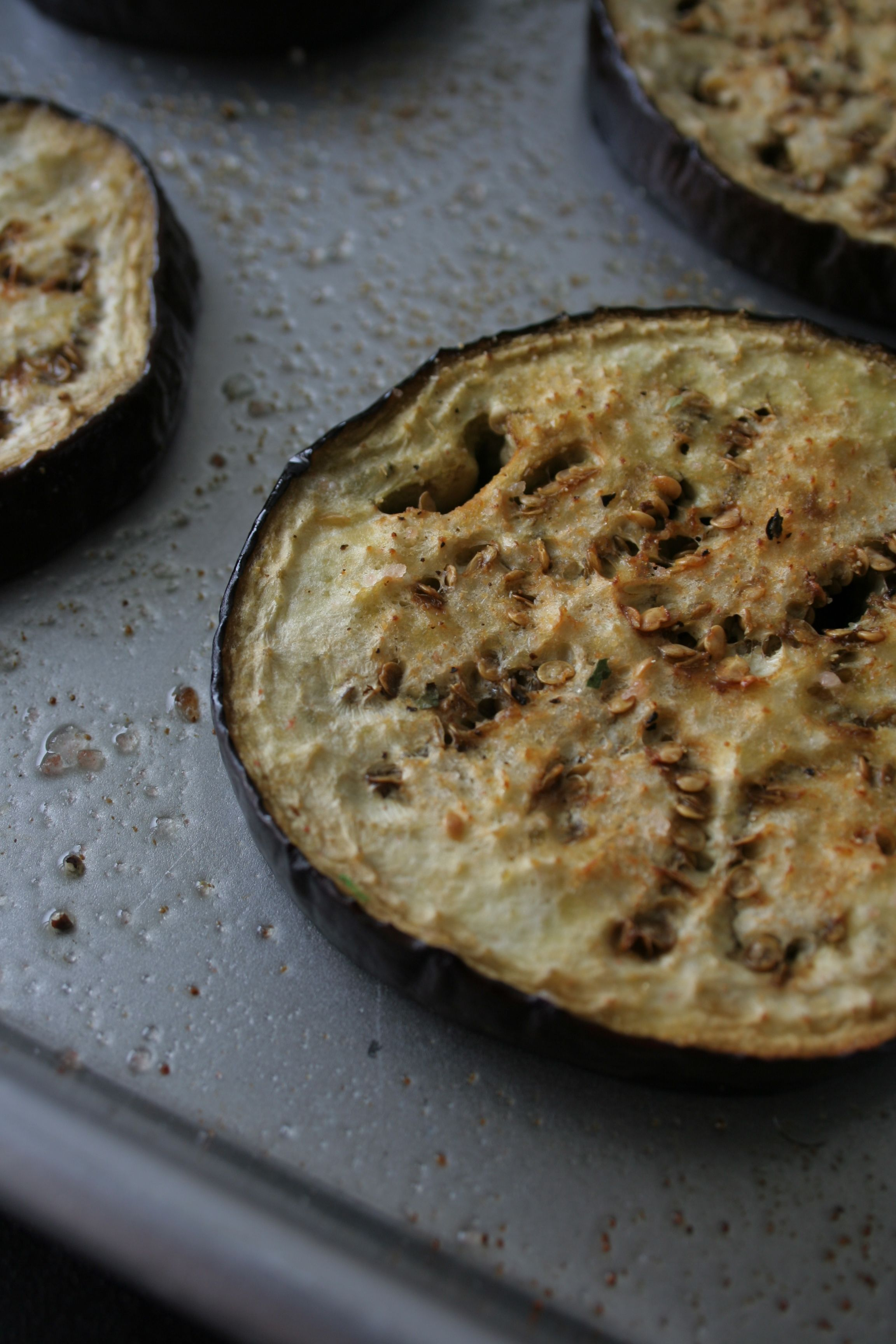 how to cook eggplant on bbq