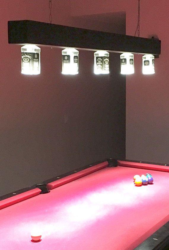 Jack Daniels Pool Table Light
