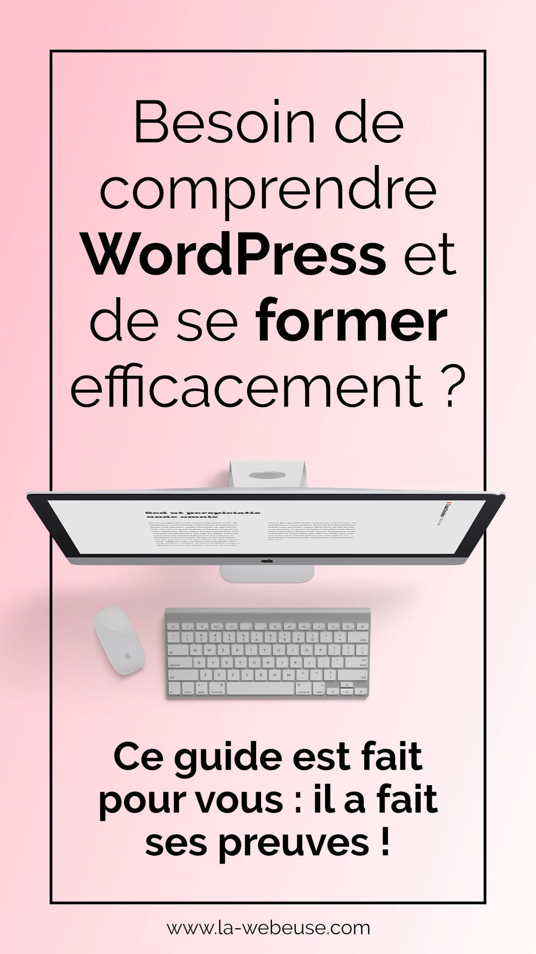 Guide WordPress PDF 2020 débuter, créer et maintenir son