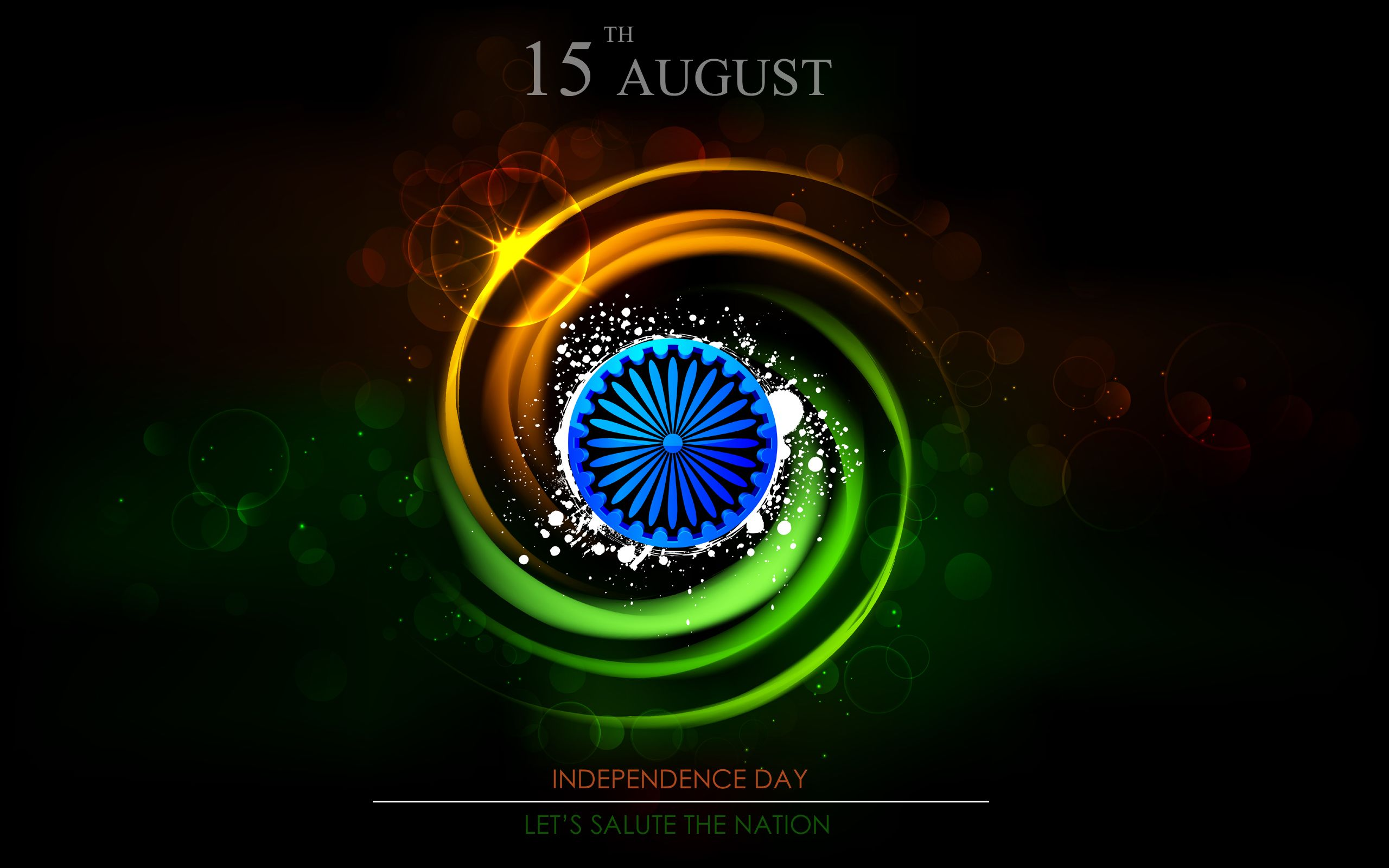 Independence Day Lets Salute The Nation Hd Wallpaper Independence