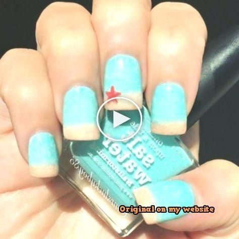 nail art summer 2019  einfache nail art designs  der