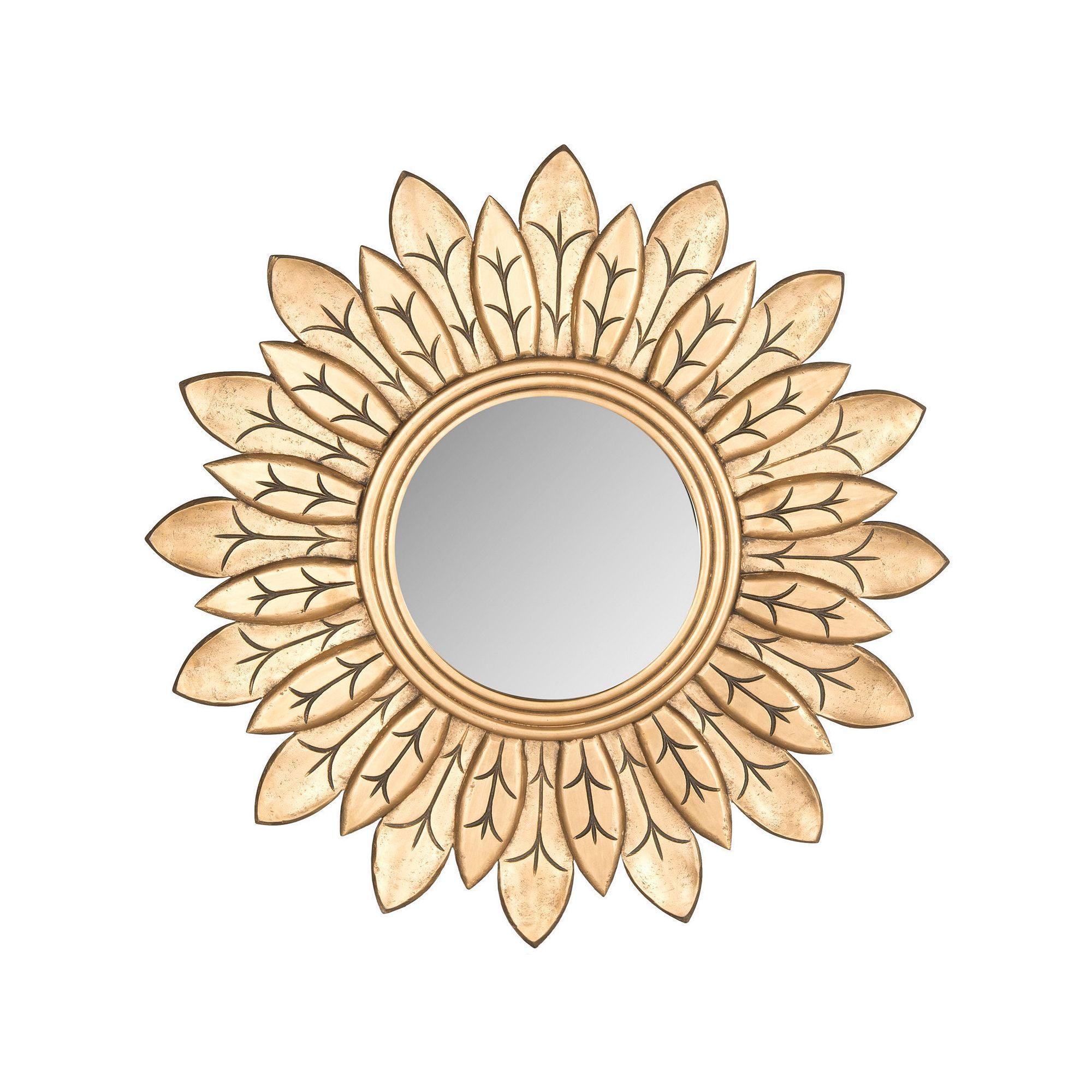 Safavieh Sun King Wall Mirror   Products