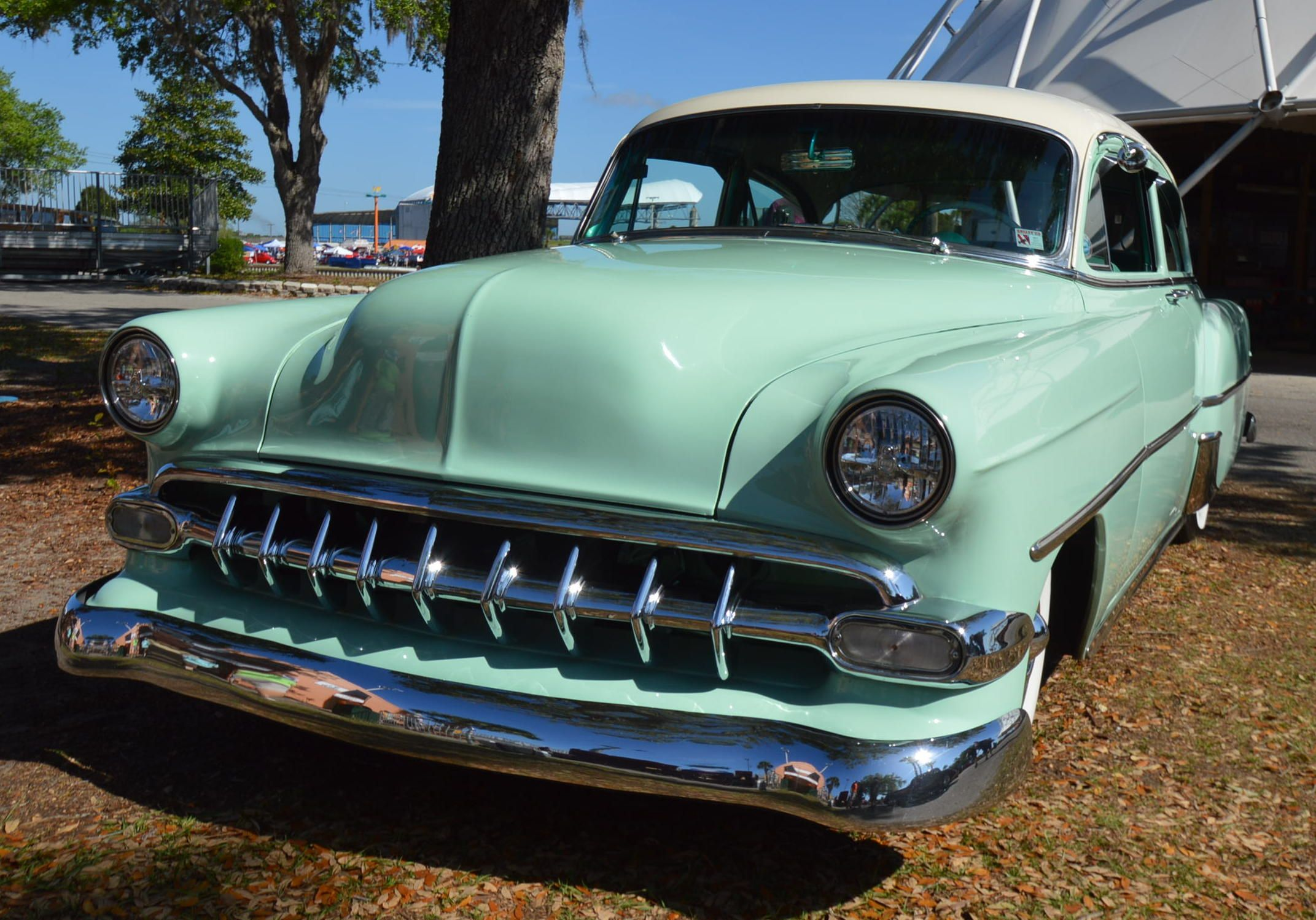 CarStorian At The National Street Rod Associations Car Show In - Classic car show tampa fl