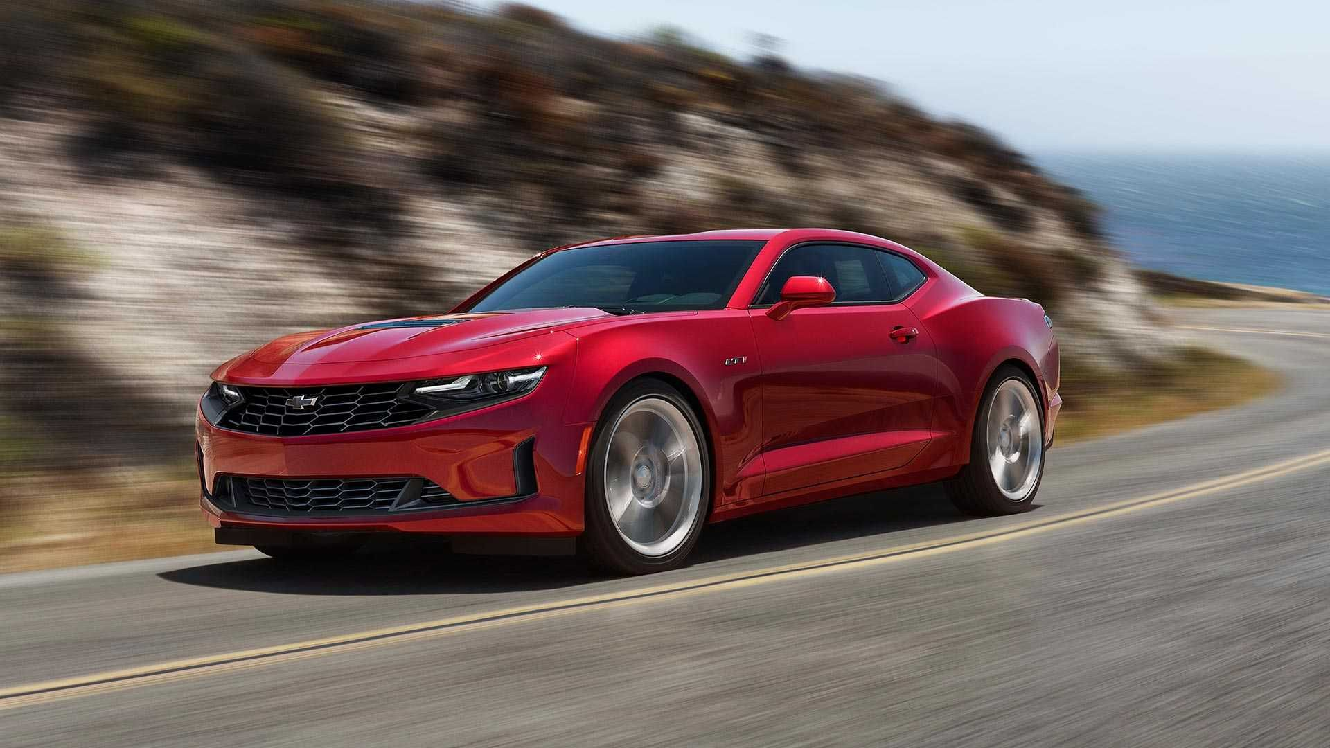 With A Starting Price Under 35 000 The 2020 Chevrolet Camaro Lt1