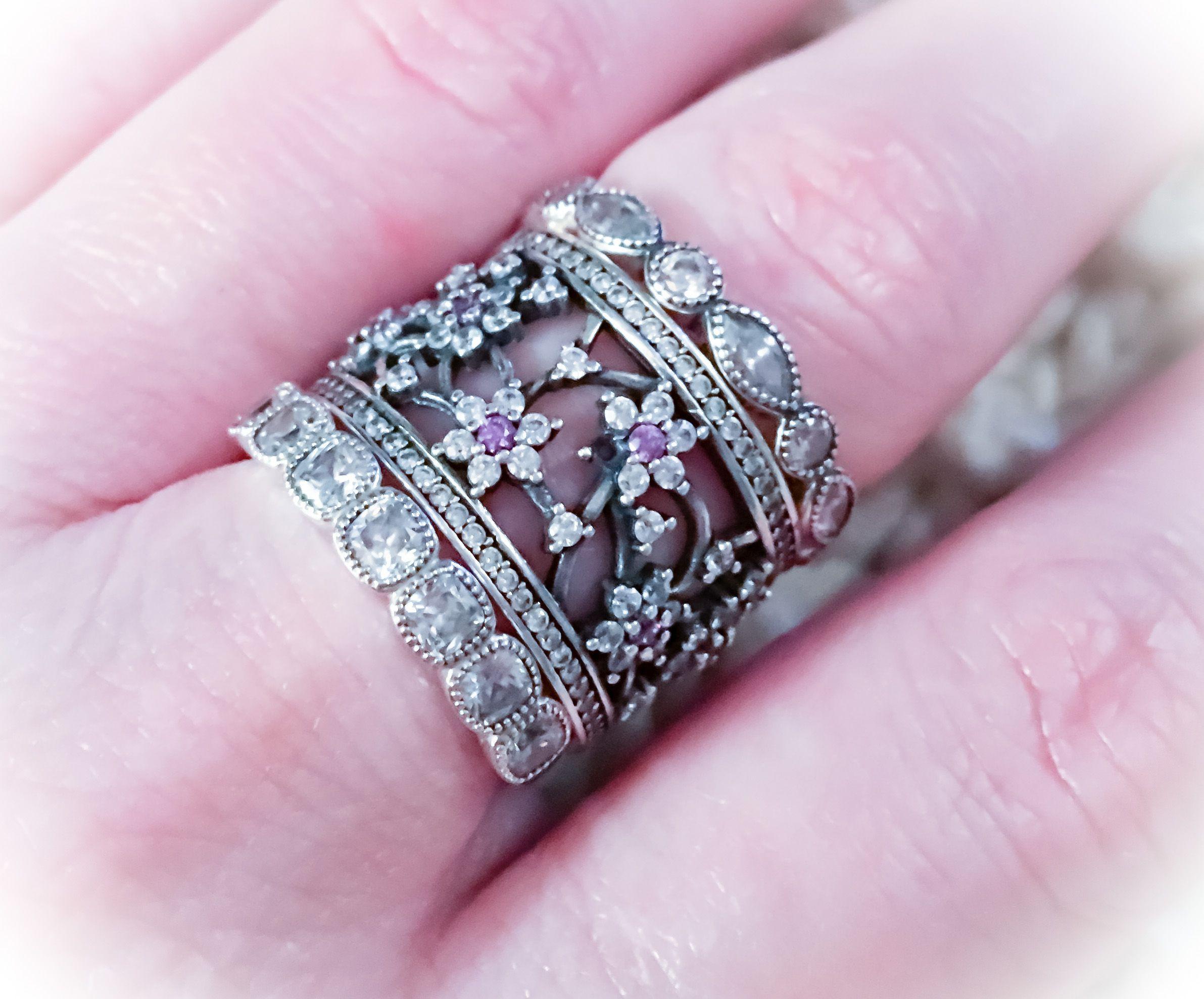 45++ Pandora rings wedding bands information