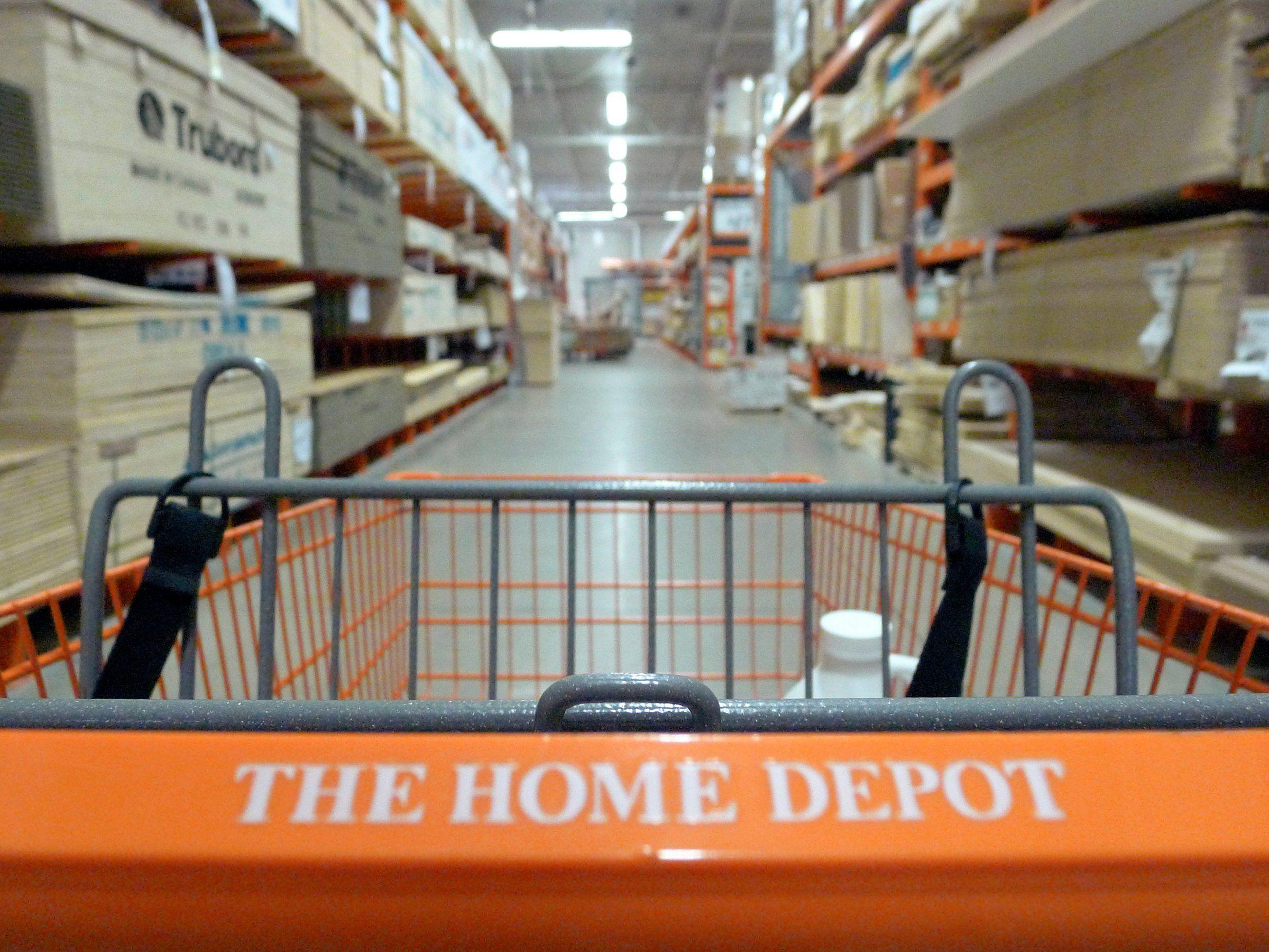 Q3 2016 earnings Business Insider Home depot