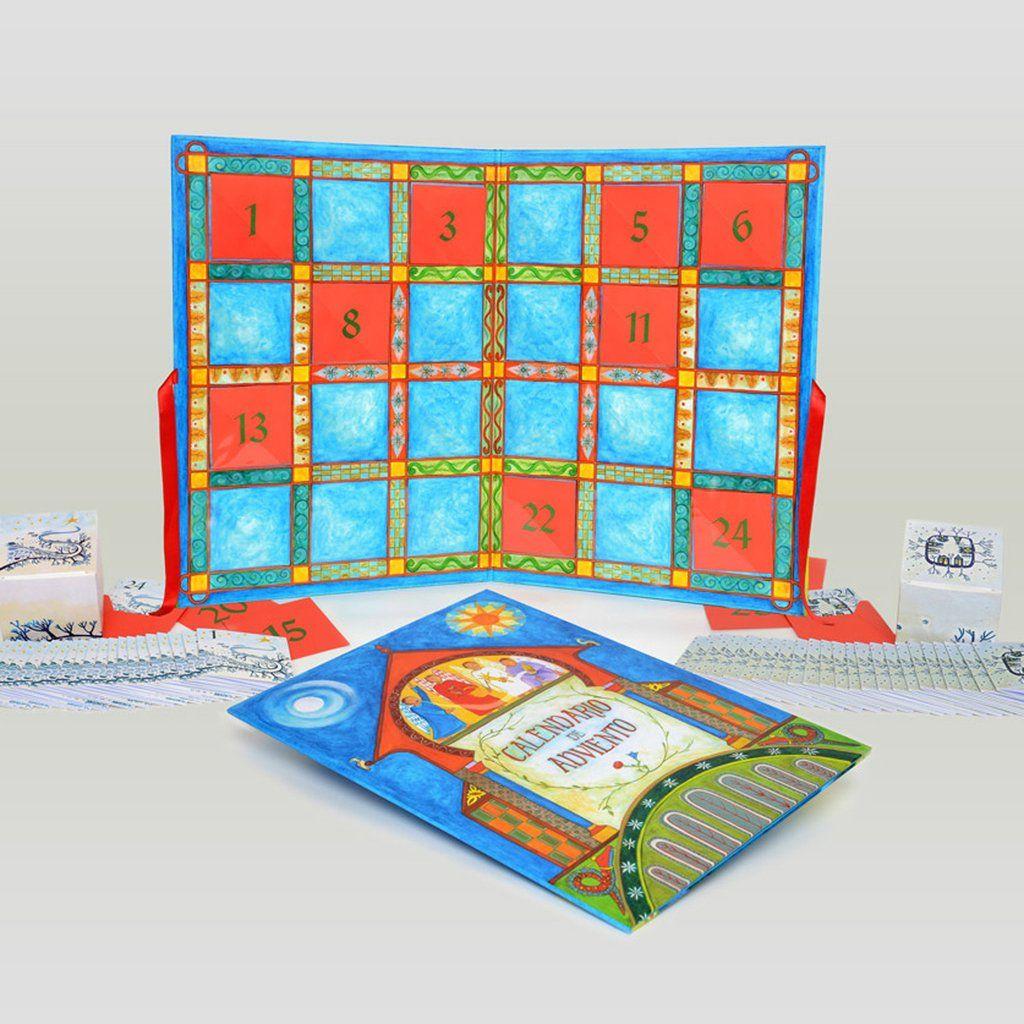 Calendario Completo Cuentos De Adviento E Historias De Navidad  # Bebe Muebles Feijoo