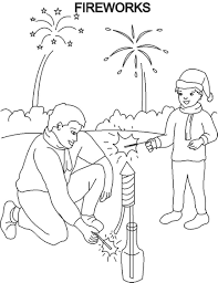 Christmas Festival Scene Drawing.Diwali Drawing Scenes For Kids And Childrens 2016 Happy