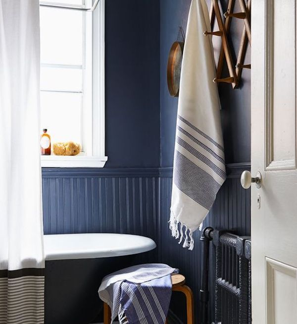 24 Small Bathrooms With Great Feng Shui Banos