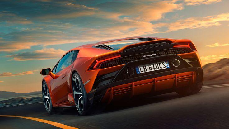 fearsome Lamborghini Huracan EVO 2019 Rear 4k lamborghini wallpapers lamborghini huracan wallpapers lamborghini huracan evo wal #lamborghinihuracan