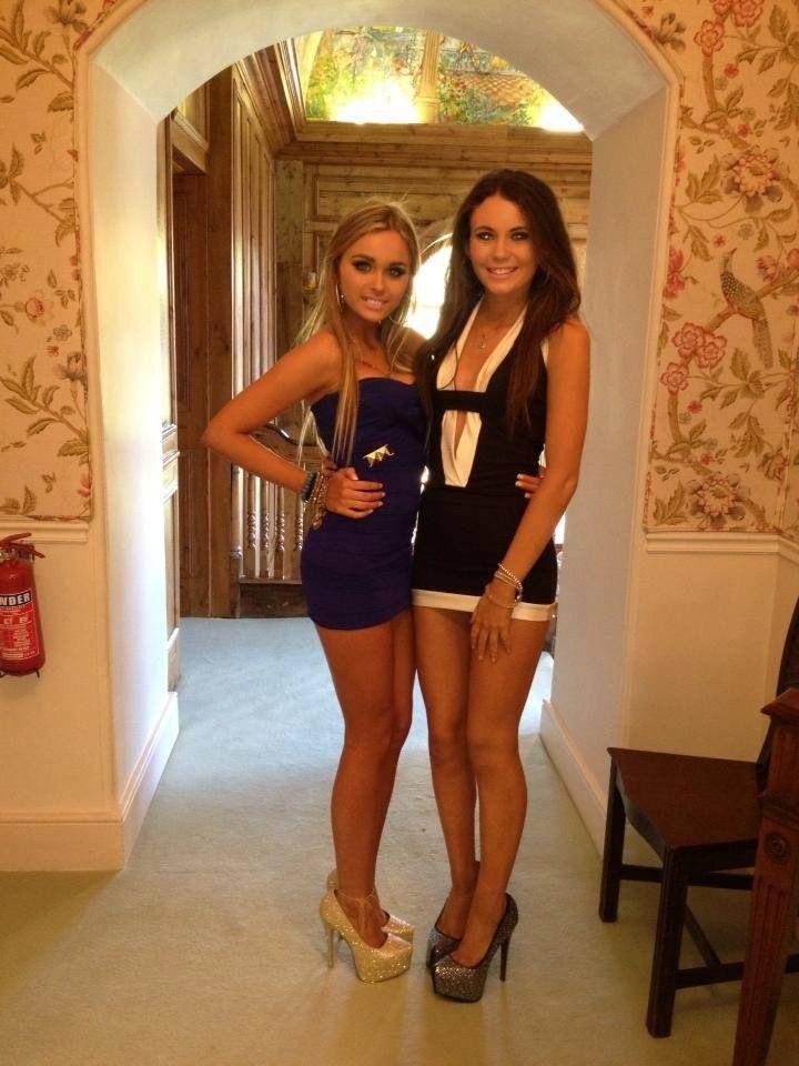 skirt teen young butts