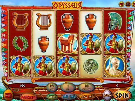 автоматы онлайн odysseus игровые