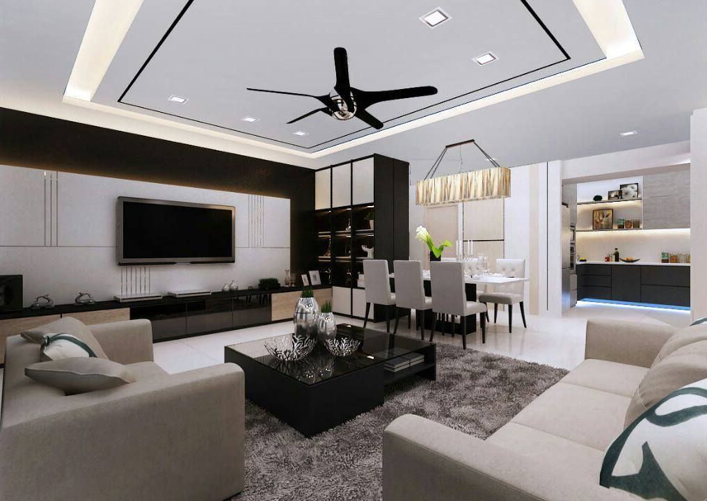 Modern Concept By Rezt N Relax Interior Login To Renopedia Com Sg