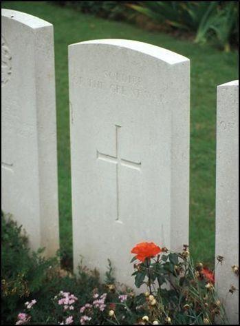 Grave Marker for Peter Graves