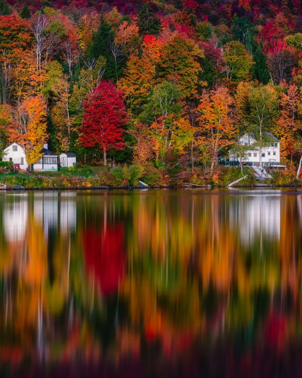 Autumn Vermont By Bruce Getty Gettyphotography On