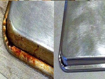 como limpar aluminio