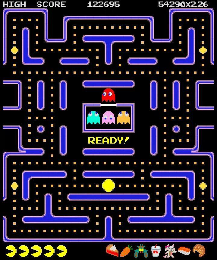 Pacman Retro Video Games Retro Videos Retro Arcade Games