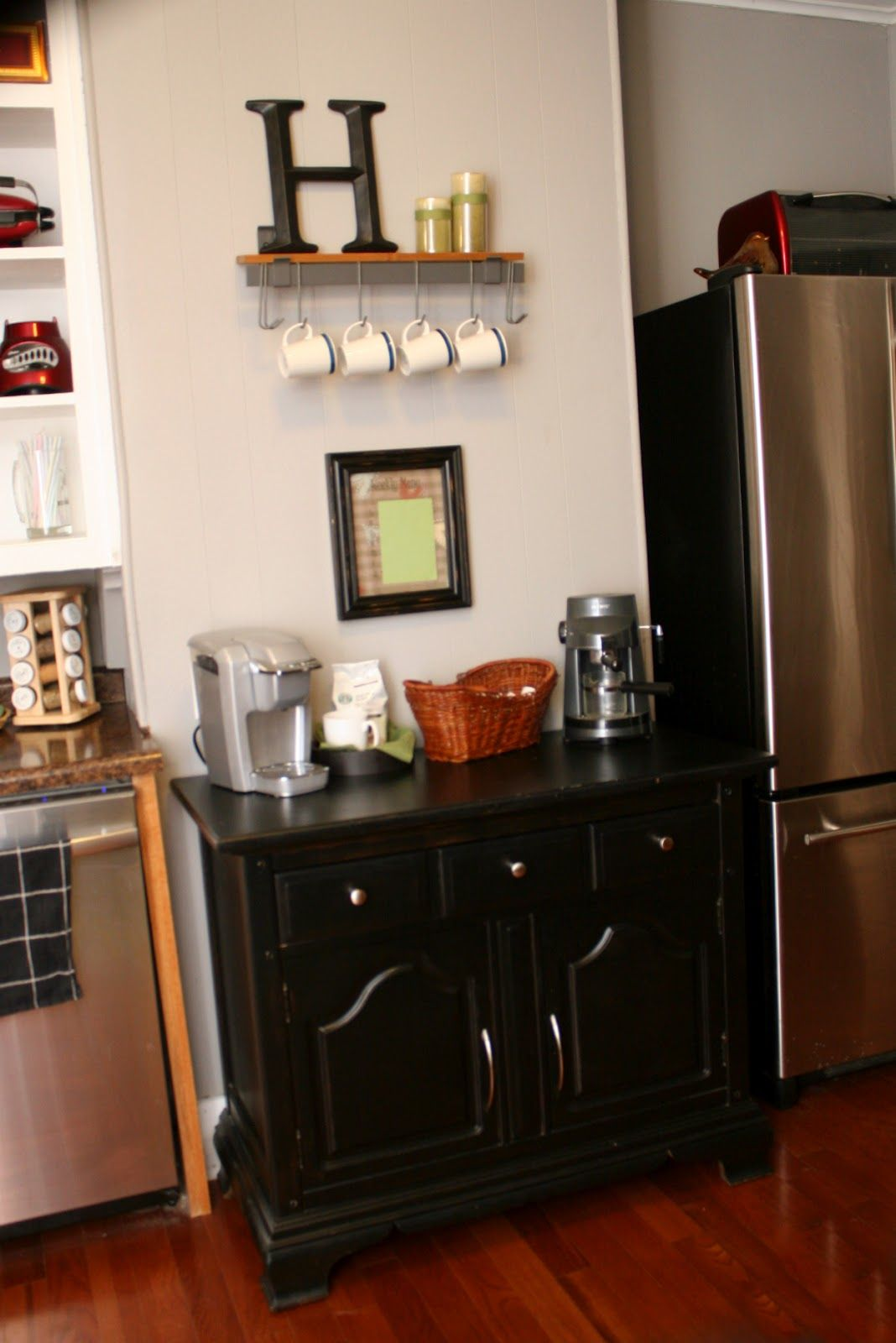 Kitchen: Project Coffee Bar