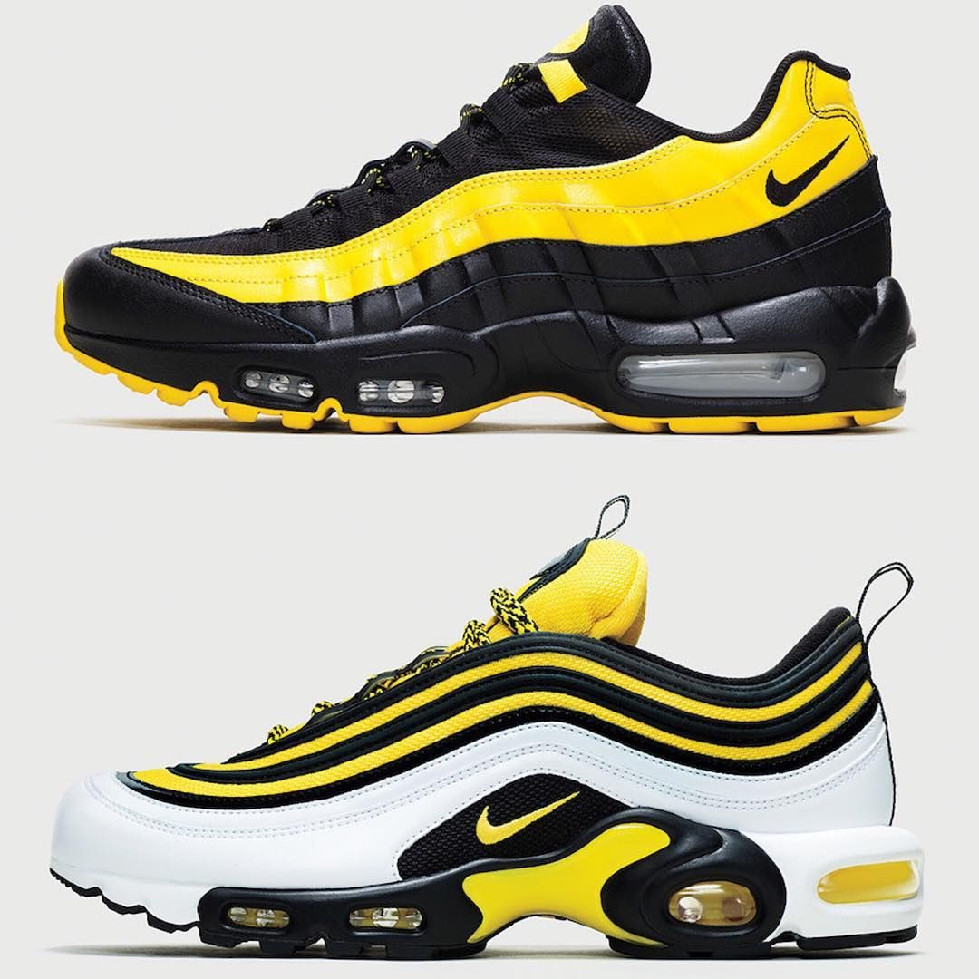 """TOP or BOTTOM? 🤔🔥Nike Air Max """"Frequency Pack"""" releasing"""