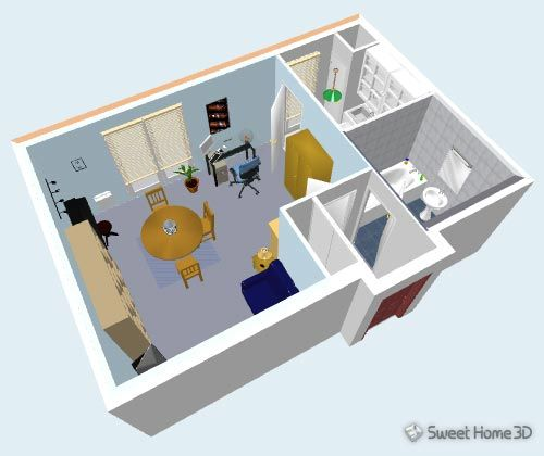 Sweet Home 3d Gallery With Images Sweet Home Home Design