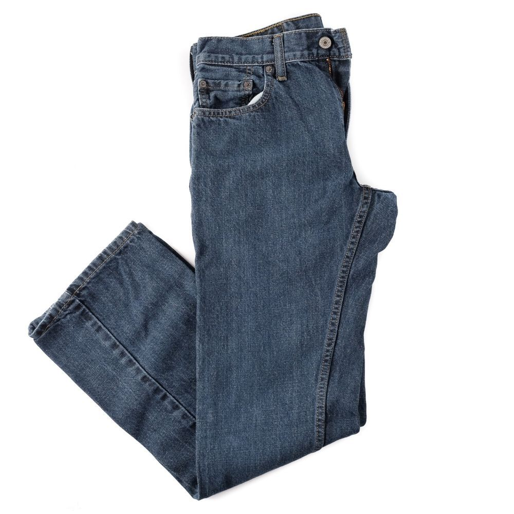 Levi's 559 Relaxed Straight Leg Men's Jeans 32 X 30 Blue | Levis ...