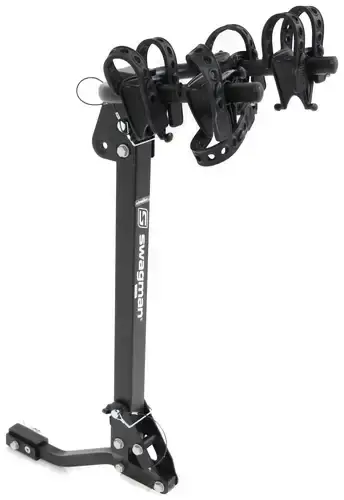 Swagman Trailhead 2 Bike Rack For 1 1 4 And 2 Hitches Tilting Swagman Hitch Bike Racks S63360 In 2020 Hitch Bike Rack Bike Rack Bike