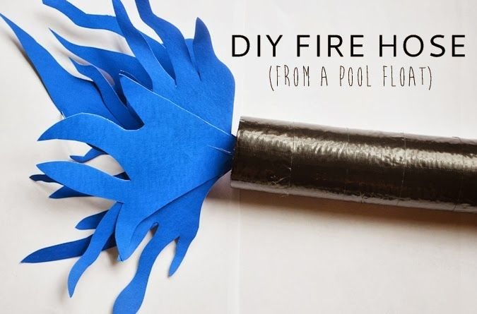 This Is My Story Carlyskinner Com Diy Fire Hose With